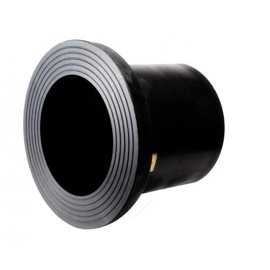 فلنج تزریقی پلی اتیلن 250 (با طول استاندارد)--10 بار - تکاب